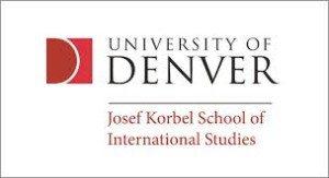 University of Denver Josef Korbel School of International Studies logo
